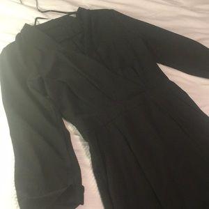 Black Jumpsuit from top shop